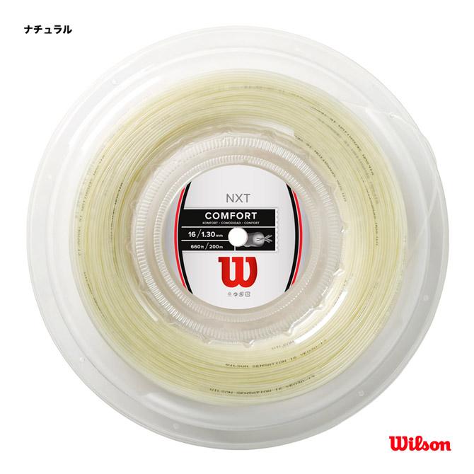 ウイルソン(Wilson) テニスガット ロール NXT 16 REEL ナチュラル WRZ912700