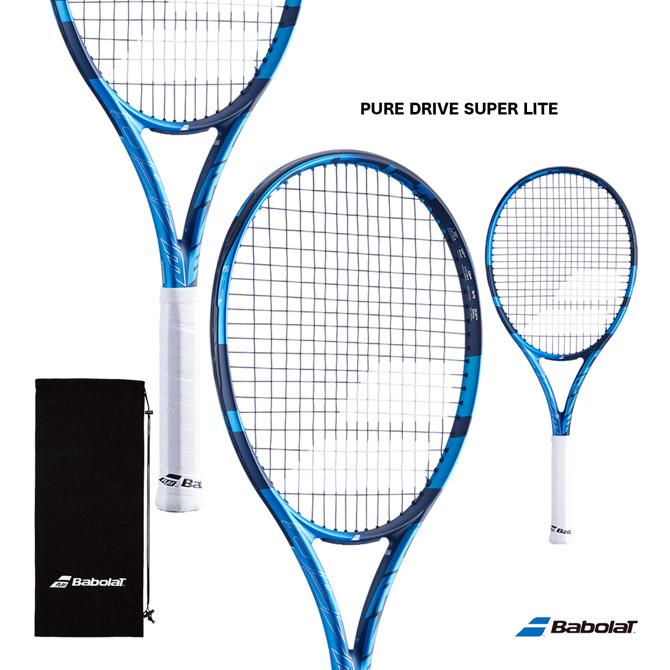 【応援クーポン10%OFF対象商品:9月20日まで】【予約】バボラ BabolaT テニスラケット ピュア ドライブ スーパーライト PURE DRIVE SUPER LITE 101446J