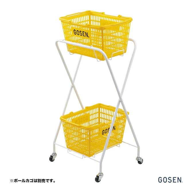 ゴーセン(GOSEN) コート備品 ボールカート GA70