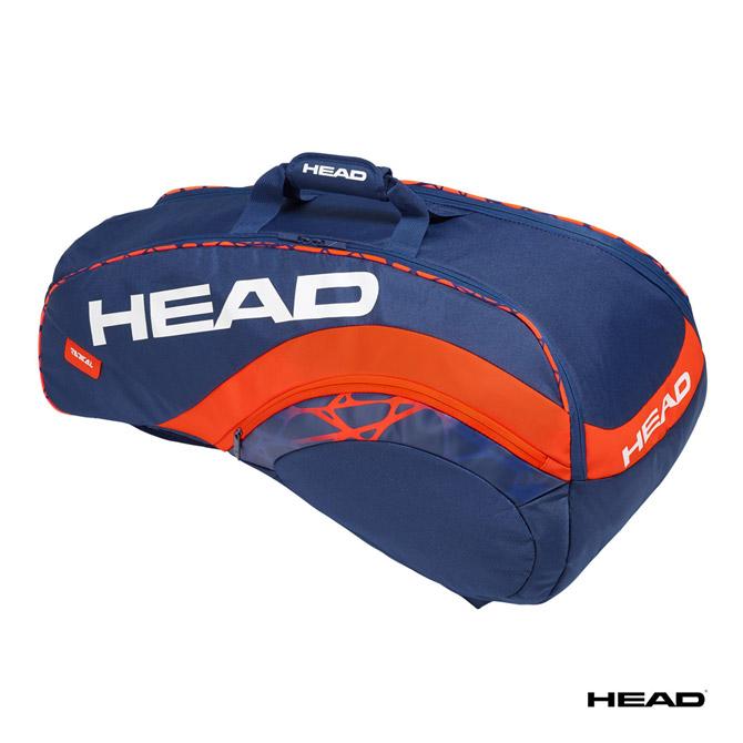 ヘッド(HEAD) テニスバッグ ラジカル 9R スーパーコンビ RADICAL 9R SUPERCOMBI 283319