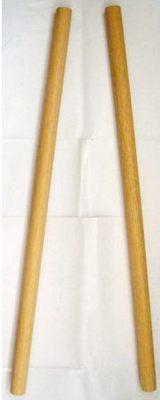 カリ・エスクリマ スティック(オリシ) ロイヤルウッド製 無垢木 1対(2本セット)直径3.0cm