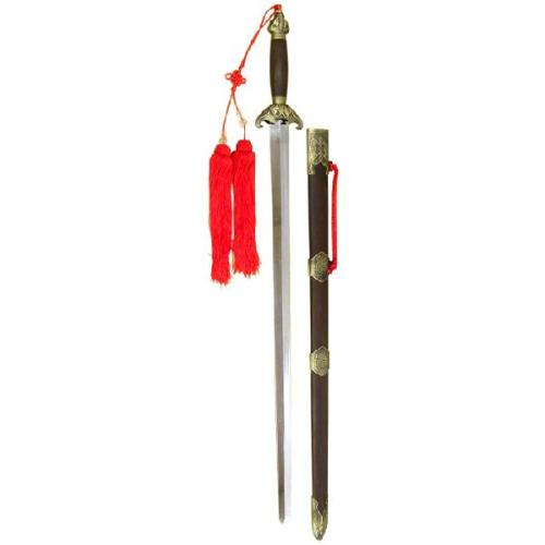 美術剣・亜鉛合金製製高級宝剣「蝙蝠剣」