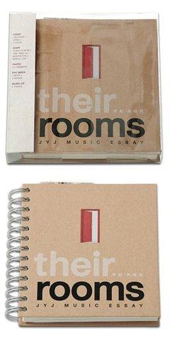 JYJ Music Essay - Their Rooms