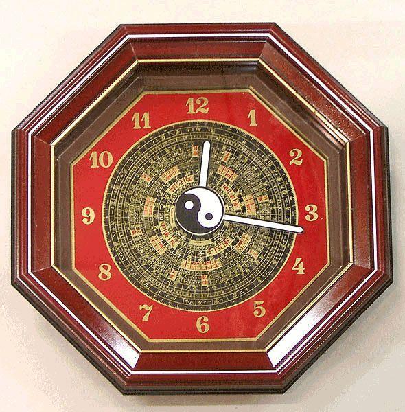 気の安定盤 時計