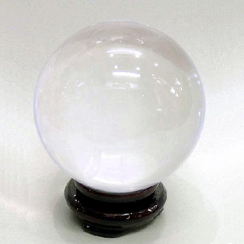 A級グレード天然水晶球 直径65ミリ