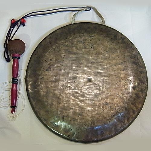 銅鑼 どら 直径45.5センチ
