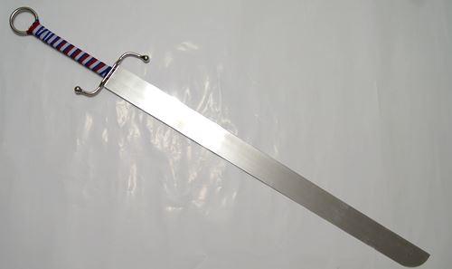演武用ジュラルミン製南刀