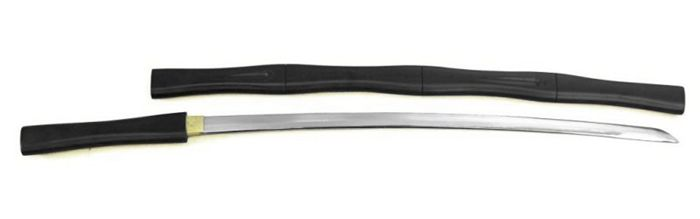 竹黒塗 大刀 【日本刀 OG-47 ・模造刀・美術刀】