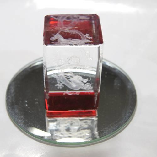也能用于直径8cm玻璃轨道猾车玻璃制造陈设品!