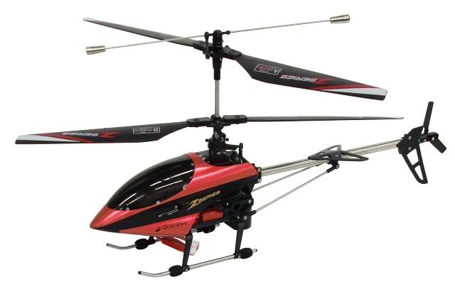 SH・RCヘリコプター 8829 4CH RCヘリコプター レッド
