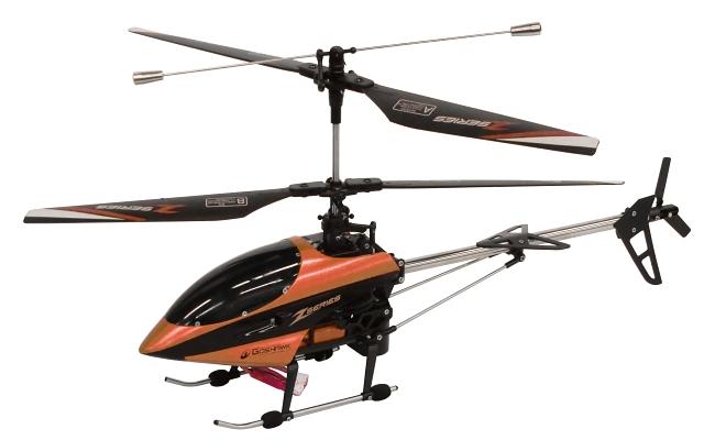 SH・RCヘリコプター 8829 4CH RCヘリコプター オレンジ
