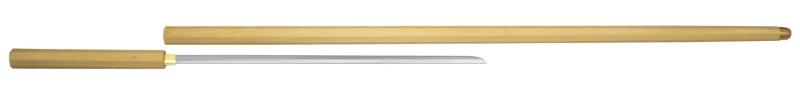 特殊仕込み杖 KG-1 八角金剛仕込杖 白鞘