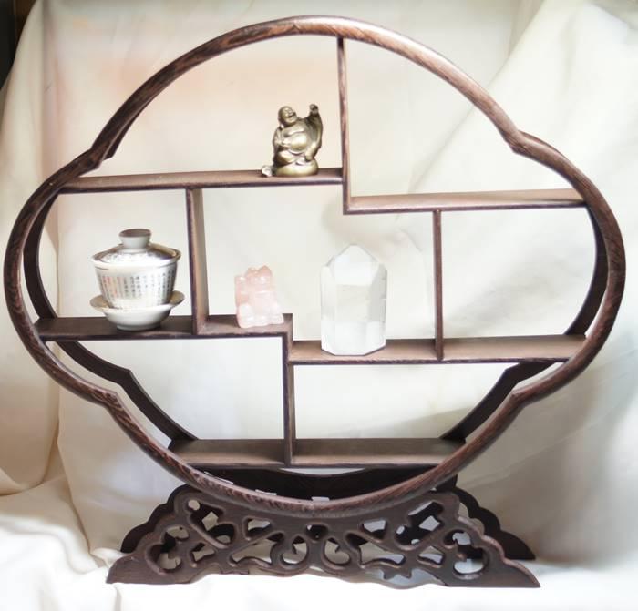 大きな取引 木製 木製 茶架 珍品棚 梅型 茶架 梅型 中サイズ, edoya-web:1c8a6ebc --- business.personalco5.dominiotemporario.com