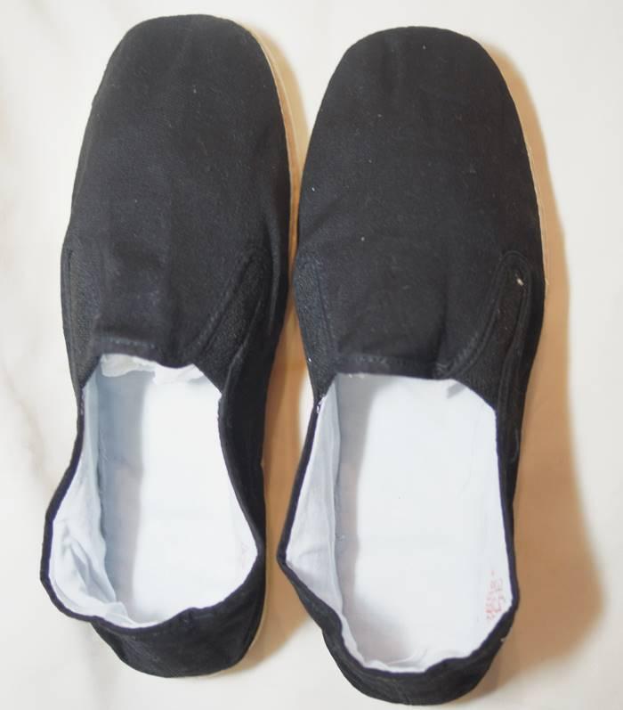 中国式 限定特価 伝統技法 千層底 人気 布靴 カンフー 1足でメール便OK シューズ