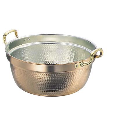 料理鍋 51cm 両手 銅製 SW 【 業務用 】【送料無料】