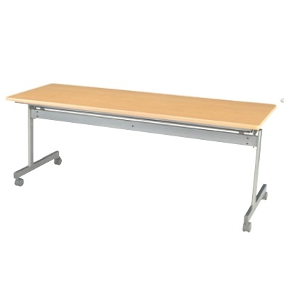 テーブル 洋風 会議用テーブル 跳ね上げ式 ネオナチュラル KS7545NN KS7545NN 幅750 奥行450 高さ700/業務用/新品/小物送料対象商品