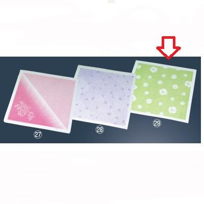 風呂敷 風呂敷(200枚入)絞柄 グリーン 750×750