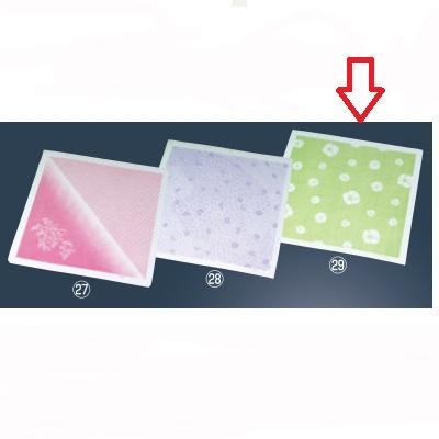 使い捨て 風呂敷 【風呂敷(200枚入)絞柄 グリーン 900×900】 / 900×900 mm /【業務用】【新品】【送料無料】 /テンポス