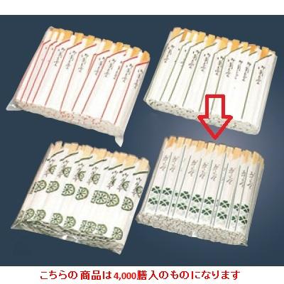 割り箸 割箸 花柄仕入 元禄 4000膳入 長さ:205 1入/業務用/新品/小物送料対象商品
