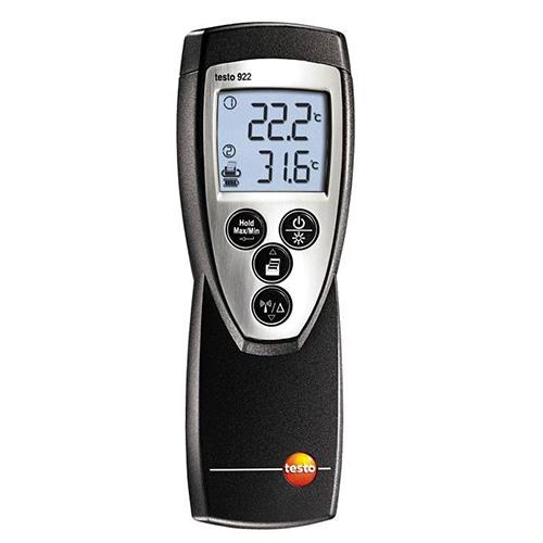 【はこぽす対応商品】 K熱電対温度計 testo testo 922[0560 9221] 922[0560/業務用/送料無料, きくぱんベーグル:855440d9 --- test.ips.pl