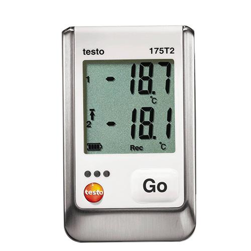 温度ロガー testo 175T2[0572 1752]/業務用/送料無料