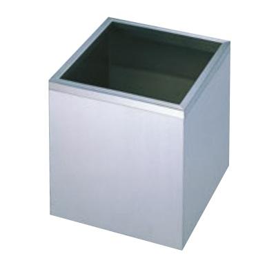 花器 【EBM 18-8 角 フラワーボックス(園芸鉢)MK-500F】 EBM MK-500F 【業務用】【新品】【送料無料】