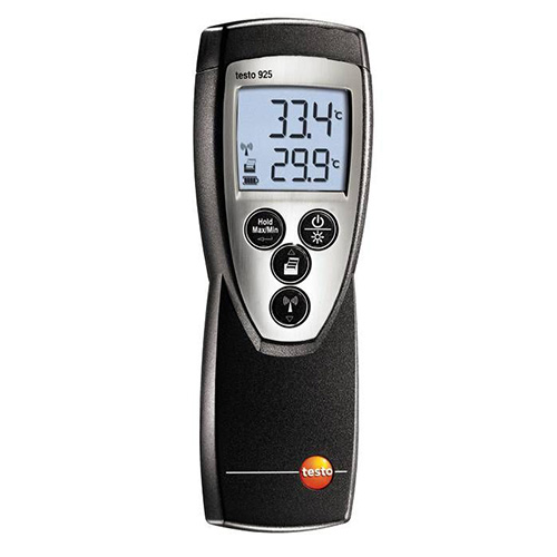 K熱電対温度計 testo 925[0560 9250]/業務用/新品/小物送料対象商品