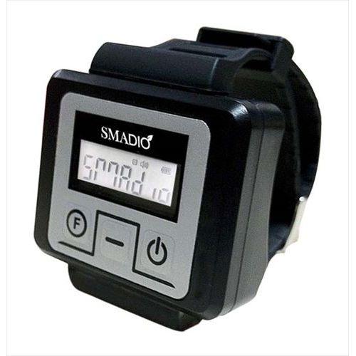 チャイム SMADIO 腕時計型 レシーバー SP-300F SMADIO SP-300F 幅53 奥行43 高さ18/業務用/新品/小物送料対象商品