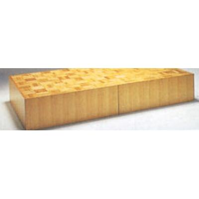 ステージ ステージ用幕板 MB-8 MB-8 幅1200 奥行800 ナラ合板:厚さ24mm/業務用/新品/小物送料対象商品