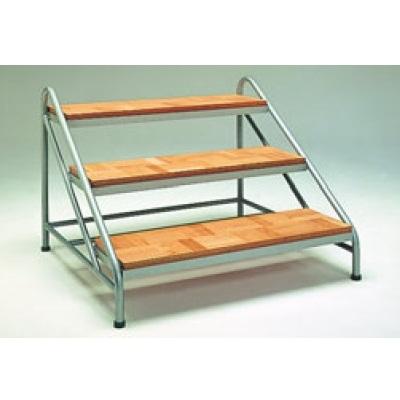 ステージ ステージ用ステップ NSS-600 NSS-600 幅960 奥行900 高さ690/業務用/新品/小物送料対象商品