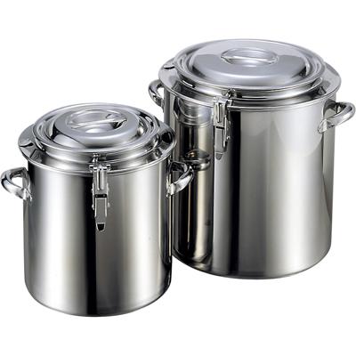 スープウォーマー 湯煎鍋 ステンレス 目盛付 27cm 15リットル 【 送料無料 】 /テンポス