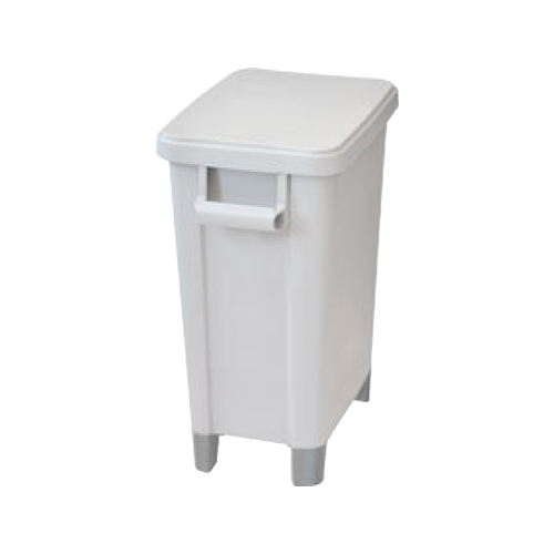 リス 厨房用脚付ペール(排水栓付)70L グレー(GY) 幅570×奥行350×高さ695(mm)/業務用/新品/小物送料対象商品