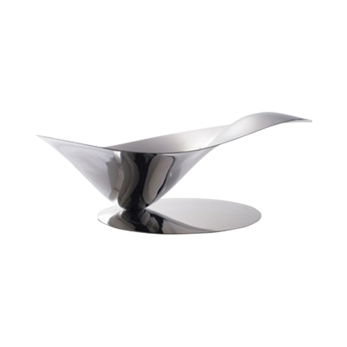 ブガッティ ペタロ フルーツボウル 21-PETALO シルバー 幅300×奥行400×高さ150(mm)/業務用/新品/小物送料対象商品