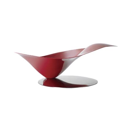 ブガッティ ペタロ フルーツボウル 21-PETALOI3 レッド 幅300×奥行400×高さ150(mm)/業務用/新品/小物送料対象商品