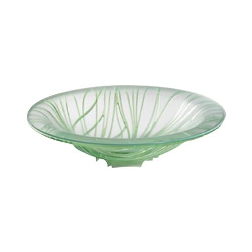 ブガッティ フローラ フルーツボウル 21-FLORAMF-VE グリーン 高さ100(mm)/業務用/新品/小物送料対象商品