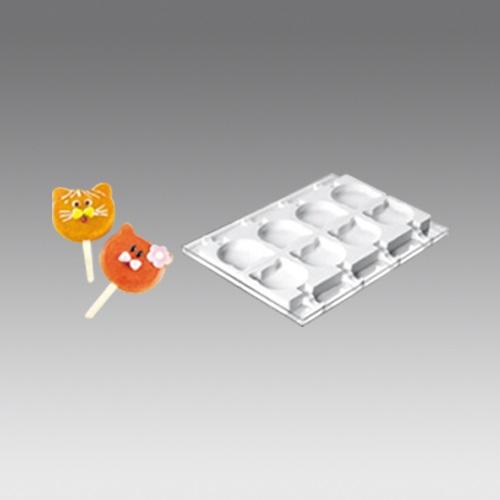 シリコマート ステッコフレックス キャット(4ヶ取×2枚入)GEL08 幅300×奥行400(mm) 2入/業務用/新品/小物送料対象商品