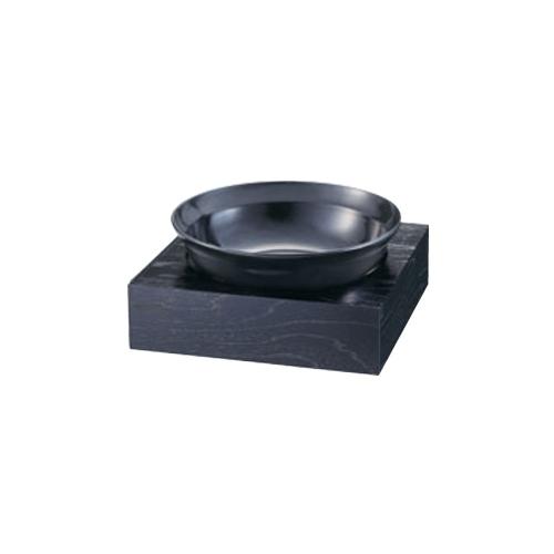 和鉢e-チェーフィング(黒漆スタンド+和鉢35cm)黒 PS-15705 幅370×奥行370×高さ165(mm)/業務用/新品/小物送料対象商品