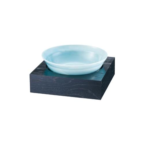 和鉢e-チェーフィング(黒漆スタンド+和鉢35cm)トルコ PS-15707 幅370×奥行370×高さ165(mm)/業務用/新品/送料無料 /テンポス