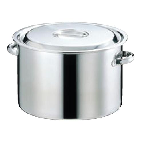EBM 18-8 半寸胴鍋(目盛付)39cm 手付/業務用/新品/小物送料対象商品