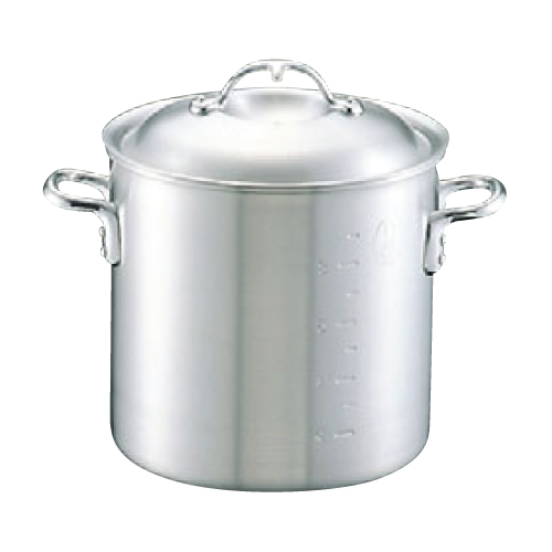 ニューキング アルミ 寸胴鍋(目盛付)39cm/業務用/新品/小物送料対象商品