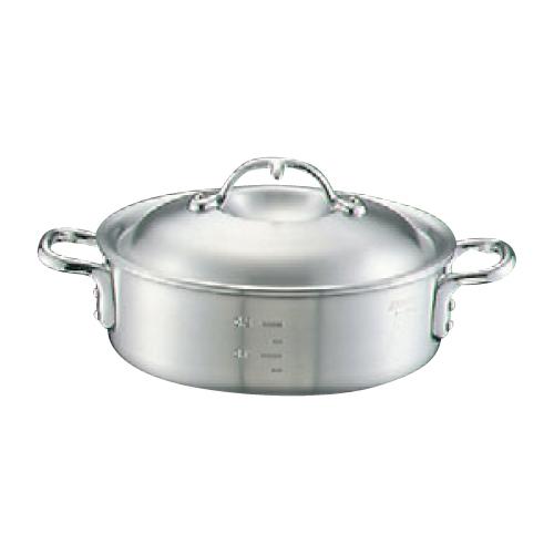 ニューキング アルミ 外輪鍋(目盛付)48cm/業務用/新品/送料無料 /テンポス