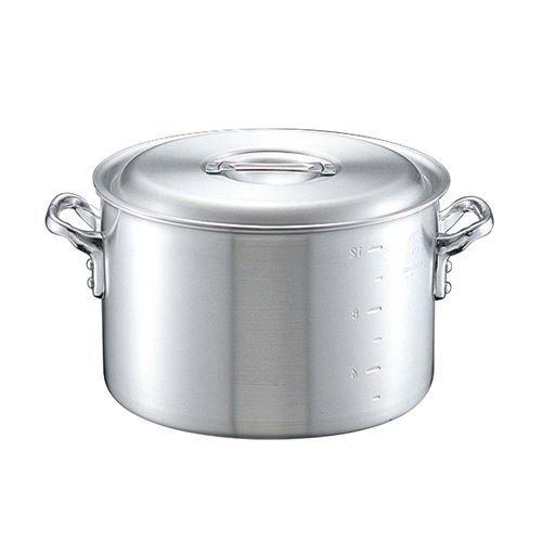 キング アルミ 半寸胴鍋(目盛付)45cm/業務用/新品/小物送料対象商品