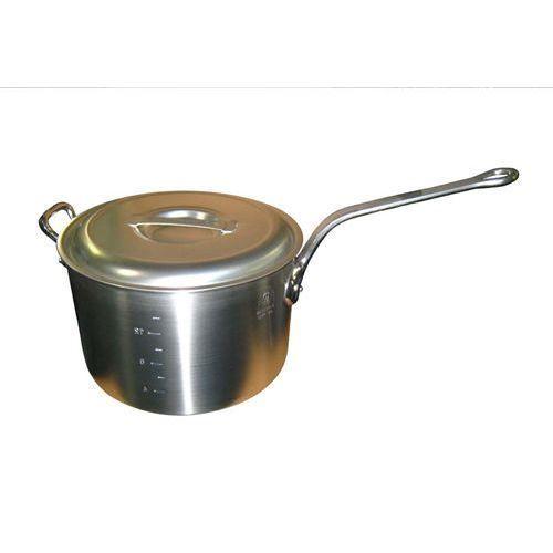 キング アルミ 深型 片手鍋(目盛付)33cm/業務用/新品 /テンポス