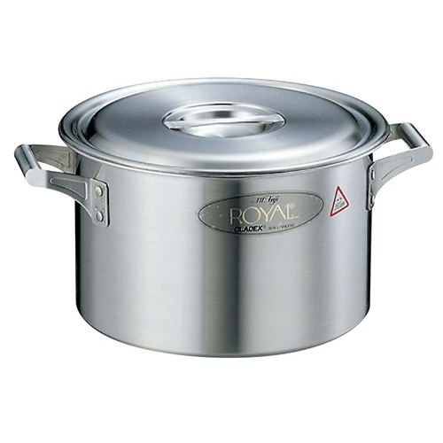 18-10 ロイヤル 半寸胴鍋 XMD-390 39cm/業務用/新品/小物送料対象商品