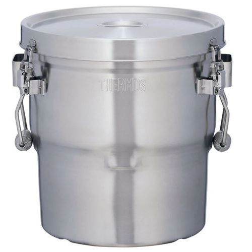 サーモス 18-8 保温食缶 シャトルドラム GBB-14CP(パッキン付) /業務用/新品/小物送料対象商品