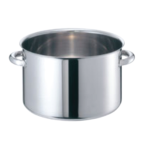 EBM モリブデンジ2 半寸胴鍋(目盛付)39cm 蓋無/業務用/新品/小物送料対象商品
