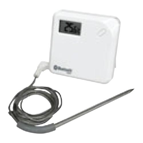無線ステンレスプローブ温度ロガー CT-621BT 幅75×奥行75×高さ22(mm)/業務用/新品/小物送料対象商品