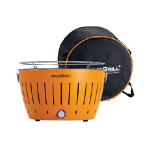 ロータスグリル G-OR-34NC オレンジ(キャリーケース付) 高さ234(mm)/業務用/新品/小物送料対象商品