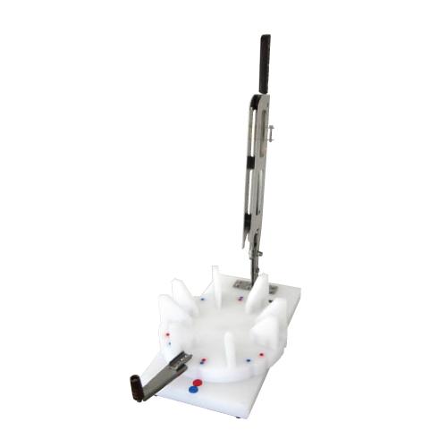 スイカカッター 6・8分割兼用タイプ WM-6・8 幅450×奥行290×高さ700(mm)/業務用/新品/小物送料対象商品