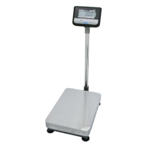 ヤマト デジタル台はかり DP-6900K-60kg 検定付 幅354×奥行634×高さ784~804(mm)/業務用/新品/送料無料 /テンポス